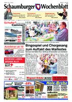 22.05.2019 Stadthagen